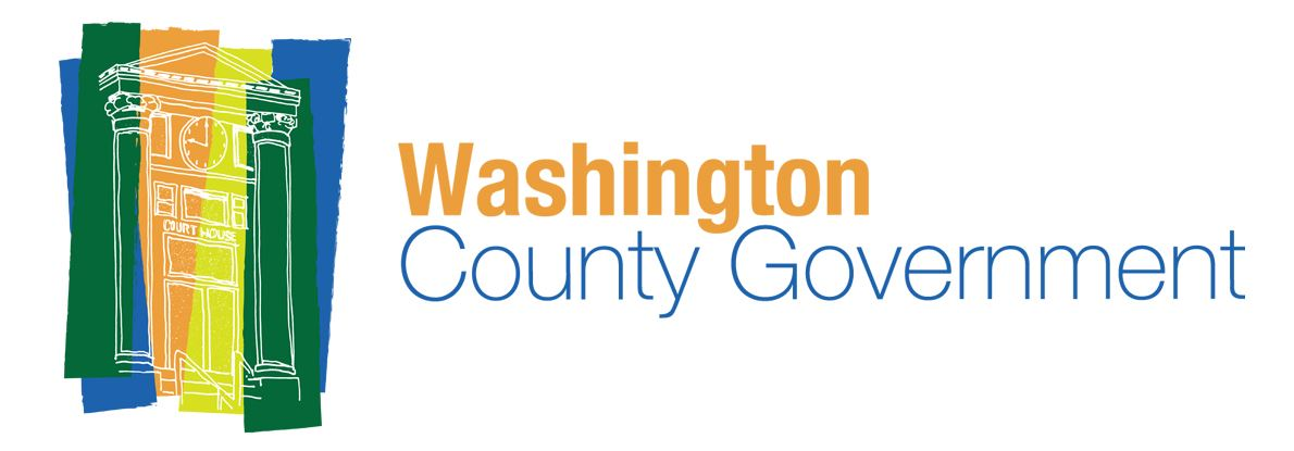 Washington County Government Banner